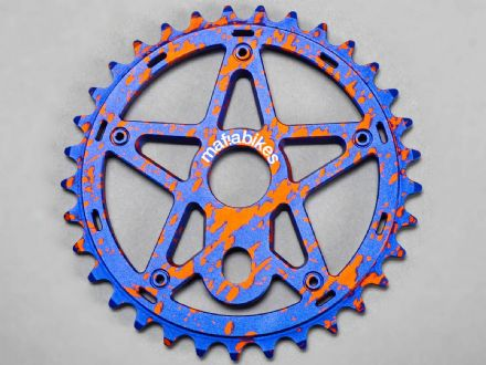 Mafia Gully Sprocket Splatter 24T